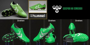PES 2014 Hummel Rapid X - PU Boots by Ron69