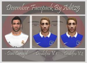 Desember Facepack PES2014 by Adit25