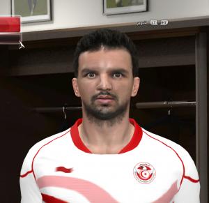 PES 2014 Syam Ben Youssef face by Mahdi_19