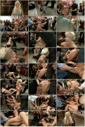 Fuckable Art! Courtney Taylor  fucked in a crowded gallery - Kink/ PublicDisgrace (2013/ HD 720p)
