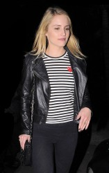 Dianna Agron - out in West Hollywood 12/15/13