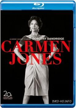 Carmen Jones 1954 m720p BluRay x264-BiRD