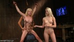 Princess Donna, Ashley Jane, Ally Ann : Countdown to relaunch - 12 of 20 - Kink/ DeviceBondage (2009/ HD 720p)