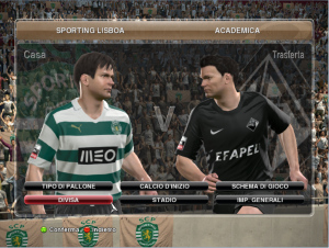 Download Pes Italy v0.32 by Black&White