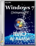 Windows 7 Ultimate SP1 x86/x64 IE10 by RudLab v.4 (RUS/ENG/UKR/2013)