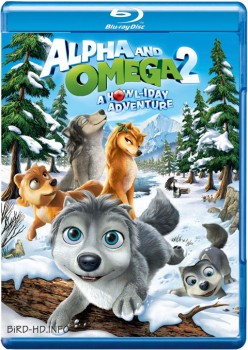 Alpha and Omega 2: A Howl-iday Adventure 2013 m720p BluRay x264-BiRD