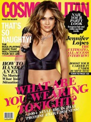 Jennifer Lopez in Cosmopolitan India - December 2013