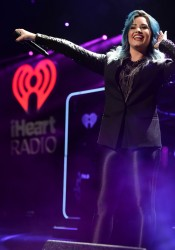 Demi Lovato - Y100's Jingle Ball 2013 in Miami 12/20/13