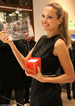 Petra Nemcova - Promotes her luxury candle line in Prague  -  11