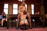 Two Gorgeous MILFs Fucked at the Anal Brunch - Kink/ TheUpperFloor (2013/ HD 720p)