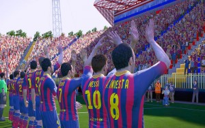 Ghencea Stadium For PES2014 Made by Iepure