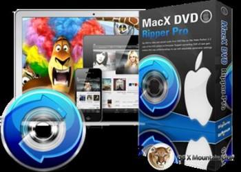 MacX DVD Ripper Pro v4.4.4 (Mac OS X)
