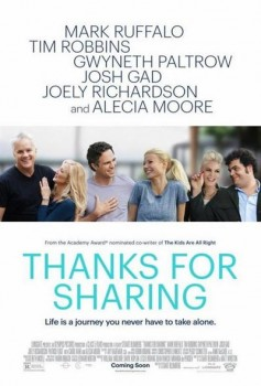 Thanks For Sharing (2012) LIMITED DVDRip MP3 XviD - RARBG