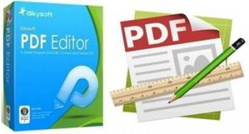 iSkysoft PDF Editor & OCR Plugin 4.0.0.2 - DESI
