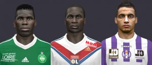 PES2014 Ligue 1 Pack vol.1 by Footballmania