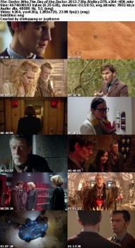 Doctor Who The Day of the Doctor (2013) BluRay 720p DTS x264-HDS