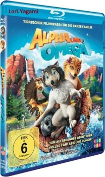 Alpha and Omega 2010 mBluRay 720p x264-BiRD