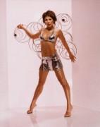 Roxann Dawson - 2001 Isabel Snyder Photoshoot (bikini top+miniskirt) 3LQ