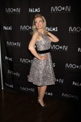 Holly Madison - at Moon Nightclub in Las Vegas 12/28/13