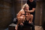 The Introduction of Porno Virgin Angel Allwood, Day One - Kink/ TheTrainingOfO (2013/ SiteRip)