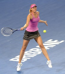 Maria Sharapova - 2014 Brisbane International 12/30/13