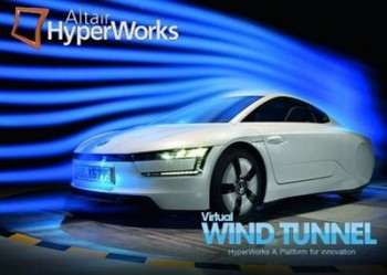 Altair Virtual Wind Tunnel 12.1
