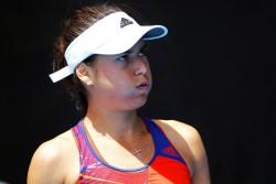 Sorana Cirstea - ASB Classic in Auckland 12/31/13