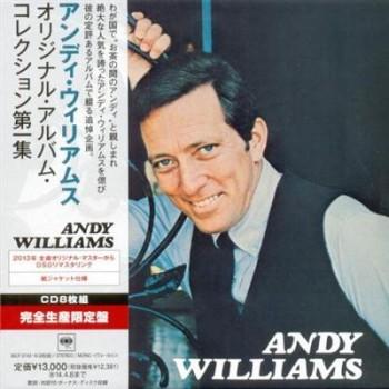 Andy Williams - Original Album Collection Vol. 1 & Vol. 2 [2 X 8 Mini LP CD Box Sets] (2013)