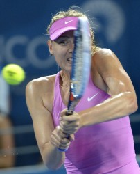 Maria Sharapova - 2014 Brisbane International 1/3/14