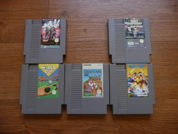 Shiroe's NES and GB collection 164868298690612