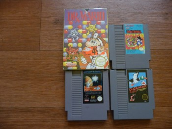 Shiroe's NES and GB collection C50662298690216