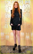 Lindsay Lohan - 2014 Sohu Fashion Achievement Awards Ceremony in Shanghai, China 1/6/14