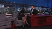 Courteney Cox @ Jimmy Kimmel Live | January 6 2014