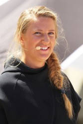Victoria Azarenka - Nike Centre Court in Melbourne 1/8/14