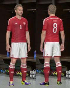 PES 2014 Denmark Kit