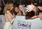 Naya Rivera - 40th Annual People's Choice Awards at Nokia Theatre L.A. 08-01-2014  39x updatet D80508299874809