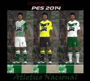 PES 2014 Kits Set Pack 2013-2014 by David