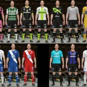 Liga MX 2013/14 Kitpack by ElCondor Paso