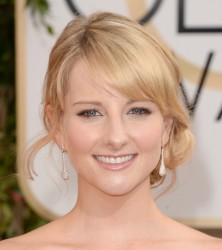 Melissa Rauch - 71st Annual Golden Globe Awards in Beverly Hills 1/12/14