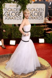Jennifer Lawrence - 71st Annual Golden Globe Awards in Beverly Hills 1/12/14