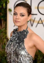 Mila Kunis - 71st Annual Golden Globe Awards 1/12/14