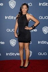 Keke Palmer - InStyle Golden Globes Party 2014 in Beverly Hills 1/12/14