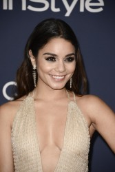 Vanessa Hudgens at the Golden Globes After Party in Beverly Hills on January 12, 2014