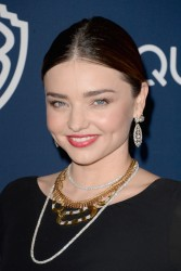 Miranda Kerr - InStyle Golden Globes Party 2014 in Beverly Hills 1/12/14 *ADDS X11HQs*