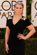 Kelly Osbourne - 71st Annual Golden Globe Award at The Beverly Hilton Hotel   12-01-2014   20x F0d443300894401