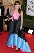 Sandra Bullock - 71st Annual Golden Globe Award at The Beverly Hilton Hotel   12-01-2014   10x A667bd300921561