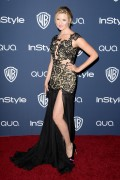 Maggie Grace - Instyle and Warner Bros. Golden Globes After Party 1/12/14