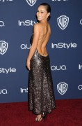 Cara Santana - 2014 InStyle and Warner Bros. 71st Annual Golden Globe Awards Post-Party in Beverly Hills   12-01-2014   3x 986812301132650