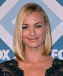 Yvonne Strahovski - 2014 Fox All-Star Party 01/13/14