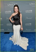 Laura Marano - 2014 UNICEF Ball 1/14/14
